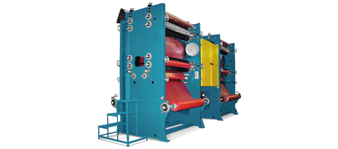 Whole-plant Equipment of Raschel Machines
